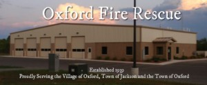 Oxford Fire Dept.